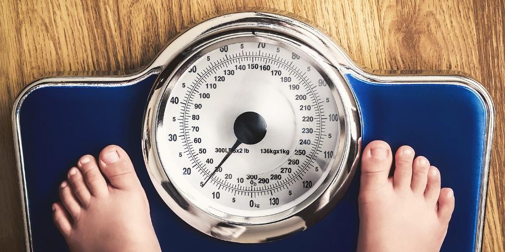 obesita infantile dieta