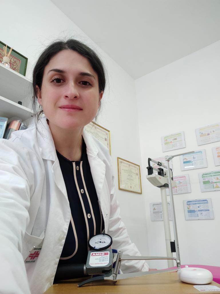 Elena Foschi  -  nutrizionista