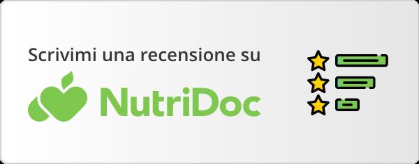 Recensioni pazienti NutriDoc